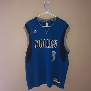 Adidas Dallas Mavericks Rajon Rondo jersey